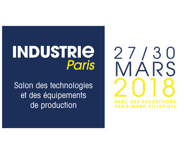 OPTIFIVE® et EMCI au salon INDUSTRIE PARIS 2018